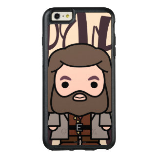 Hagrid Cartoon Character Art OtterBox iPhone 6/6s Plus Case
