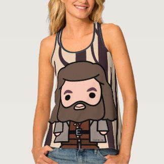 Hagrid Cartoon Character Art Tank Top