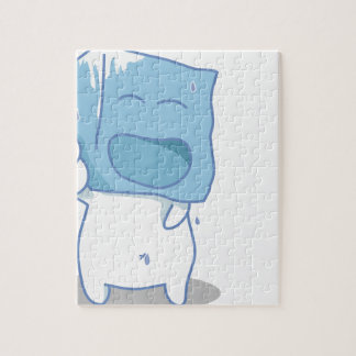 Haha Ice cube Jigsaw Puzzles