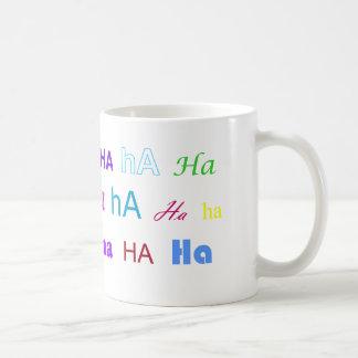 Haha Mug