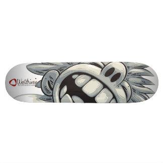 Haha Old School Skateboard Deck