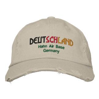 Hahn AB Deutchland Embroidered Hat