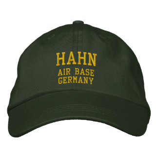 Hahn AB Embroidered Hat