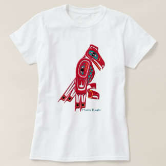 HAIDA EAGLE Native American Art T-Shirt Collection