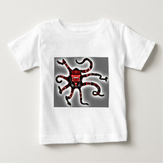 Haida Octopi Baby T-Shirt