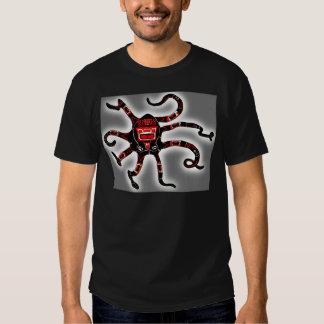 Haida Octopi Tee Shirt