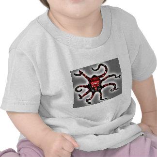 Haida Octopi Tshirts