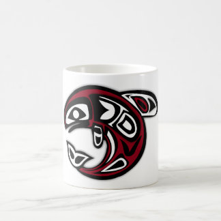 Haida Orca Northwest Coast Killer Whale Art Coffee Mug