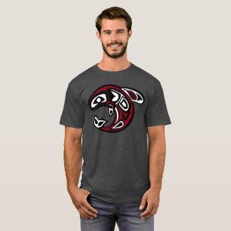 Haida Orca Northwest Coast Killer Whale Art T-Shirt