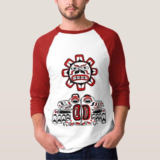 Haida sun Birds T-Shirt