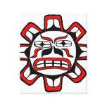 Haida Sun Gallery Wrap Canvas