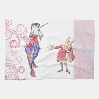 Haigha and the Unicorn Kitchen Towel
