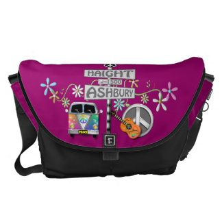 Haight and Ashbury Shoulder Bag Messenger Bag
