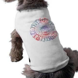 Haight Ashbury Freakout Dog Shirt