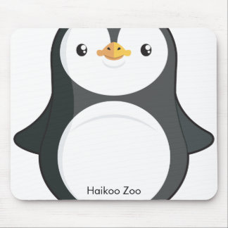Haikoo Zoo Penguin Mousepad