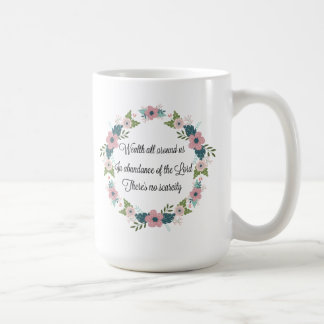 Haiku Mug - Wealth All Around Us