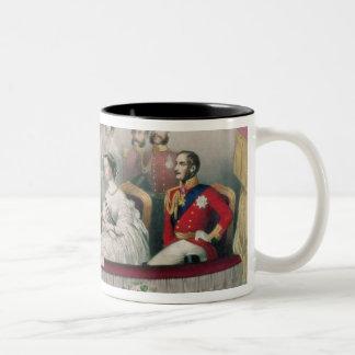 Hail Happy Union Two-Tone Coffee Mug
