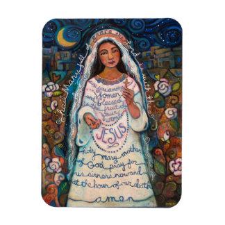 Hail Mary flexible magnet