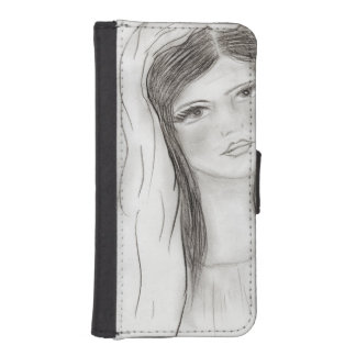 Hail Mary iPhone SE/5/5s Wallet Case