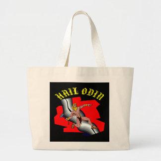 Hail Odin Black Bags