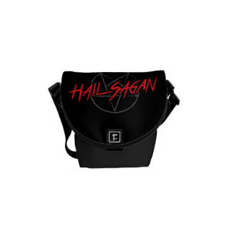 Hail Sagan Messenger Bag