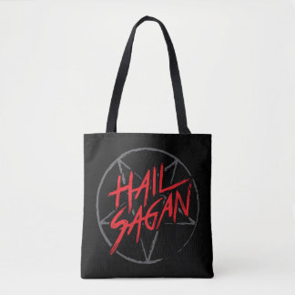 Hail Sagan Tote Bag