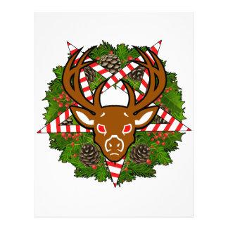Hail Santa Customized Letterhead