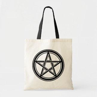 Hail Satan - 666 Cult - Pentagram dead bag