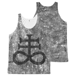 Hail Satan - anti-Christian - Pentagram 666 tank