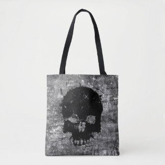 Hail Satan - anti-Christian - SATA NIC 666 Tote Bag
