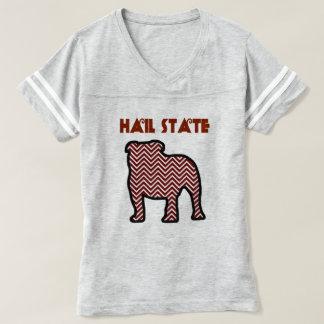 Hail State Bulldogs tee