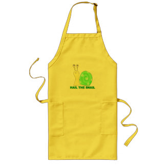 Hail the Snail Aprons