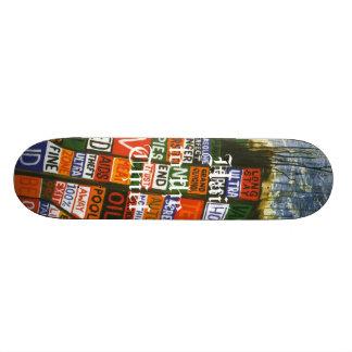Hail to the Thief Board Skateboard Deck