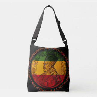Haile Selassie Cross over Body Bag