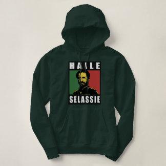 Haile Selassie Emperor - Reggae - Hoodie