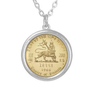 Haile Selassie - Empire OF Ethiopia - Jewellery
