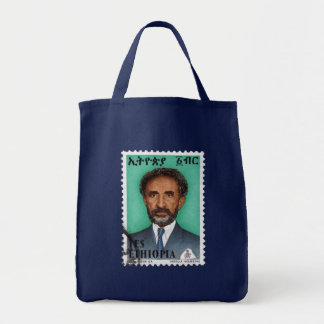 Haile Selassie Empire OF Ethiopia Rastafari Bag