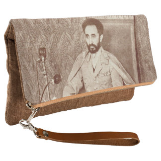 Haile Selassie - HIM - Rastafari - Jah Clutch