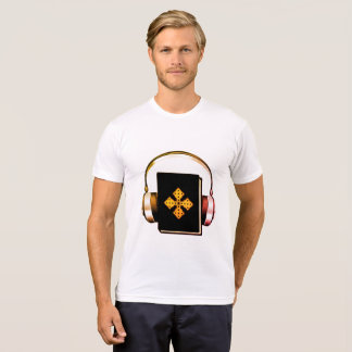 Haile Selassie I - Amharic Bible Audio T-Shirt
