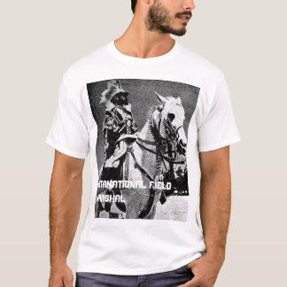 Haile Selassie I - Field Marshal T-Shirt