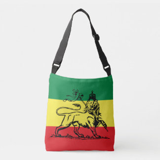 Haile Selassie - Lion OF Judah - Reggae root Bag
