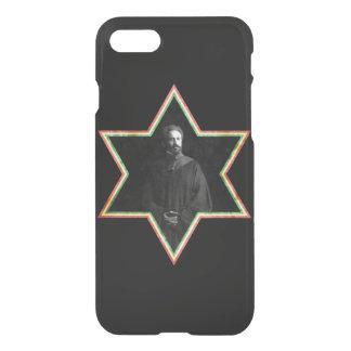Haile Selassie Star of David iPhone 7 Case