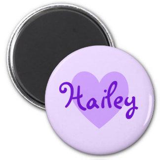 Hailey in Purple Magnet