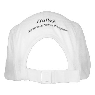 Hailey - Raise the Standards hat
