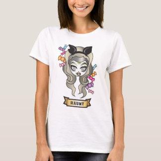 """Hailey Ween """"Haunt"""" Women's T-Shirt"""