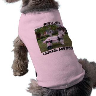 Hailey Westie Shirt