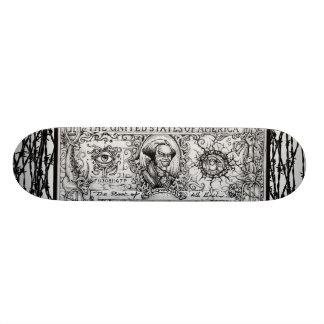 Hailmary Slave Custom Skate Board