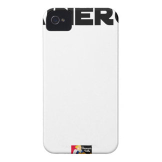 HAINERGIE - Word games - François City iPhone 4 Cover