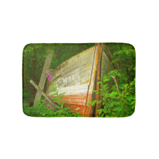 Haines Cannery Boat Bath Mat