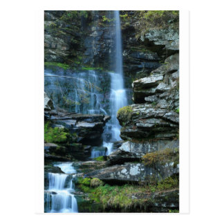 Haines Falls Postcard